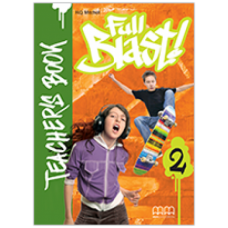 Книга для учителя Full Blast 2 Teacher's Book