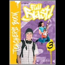 Книга для учителя Full Blast 3 Teacher's Book