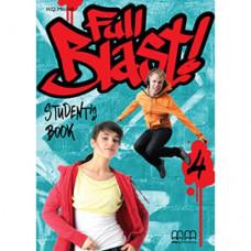 Учебник  Full Blast 4 Student's Book Ukrainian Edition