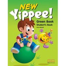 Учебник  New Yippee Green Student's Book