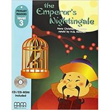 Книга Emperor's Nightingale with CD/CD-ROM Level 3