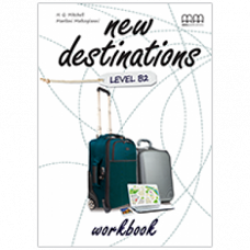 Рабочая тетрадь New Destinations Level B2 Workbook