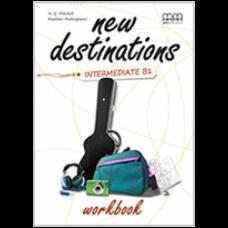 Рабочая тетрадь New Destinations Intermediate B1 Workbook