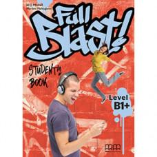 Учебник  Full Blast B1+ Student's Book