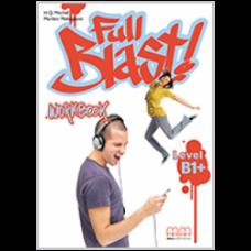 Рабочая тетрадь Full Blast B1+ Workbook