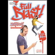 Книга для учителя Full Blast B1+ Teacher's Workbook