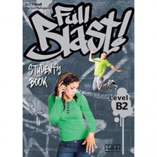 Учебник английского языка Full Blast B2 Student's Book