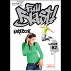 Рабочая тетрадь Full Blast B2 Workbook