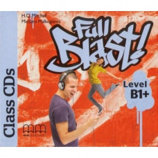 Диск Full Blast B1+ Class CD