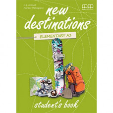 Учебник  New Destinations Elementary A1 Student's Book