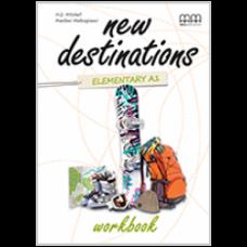 Рабочая тетрадь New Destinations Elementary A1 Workbook