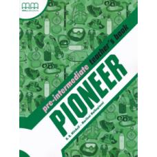 Книга для учителя Pioneer Pre- Intermediat  Teacher's Book