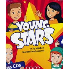 Диски Young Stars 4 Class Audio CD
