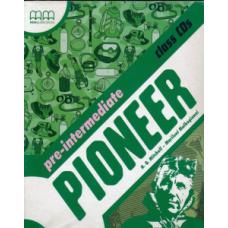 Диски Pioneer  Pre-Intermediat  Class Audio CDs