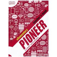 Книга для учителя Pioneer Elementary Teacher's Book