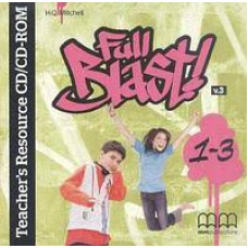 Диск Full Blast Teacher's Resource Pack (CD-ROM) 1-3