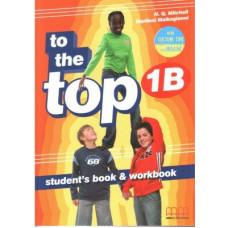 Учебник английского языка To the Top 1B Split Edition with Culture Time for Ukraine Student's Book + Workbook with CD-ROM