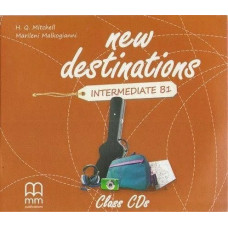 Диски New Destinations Intermediate B1 Class CDs(2)