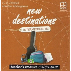Диск New Destinations Intermediate B1 Teacher's Resource CD/CD-ROM