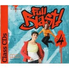 Диск Full Blast 4 Class CD