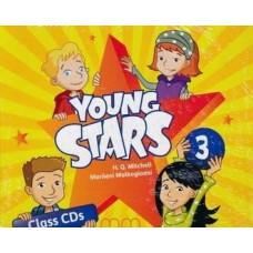 Диски Young Stars 3 Class Audio CD