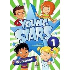 Рабочая тетрадь Young Stars 1  Workbook