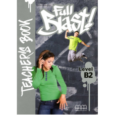 Книга для учителя Full Blast B2 Teacher's Book
