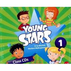 Диски Young Stars 1  Class Audio CD