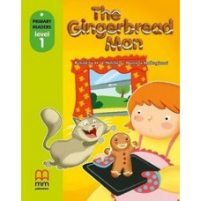 Книга The Gingerbread Man with CD-ROM Level 1