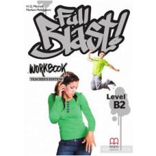Книга для учителя Full Blast B2 Teacher's Workbook