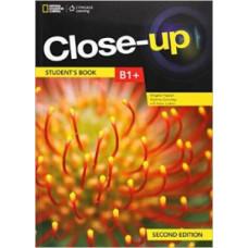 Учебник английского языка Close-Up 2nd Edition B1+ Student's Book with Online Student Zone
