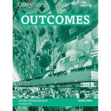 Рабочая тетрадь Outcomes 2nd Edition Upper-Intermediate Workbook + Audio CD