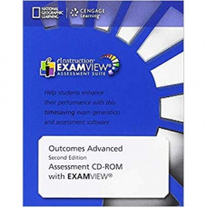 Диск Outcomes 2nd Edition Advanced ExamView (Assessment CD-ROM)