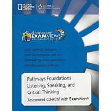 Диск Outcomes 2nd Edition Elementary ExamView (Assessment CD-ROM)