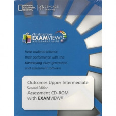 Диск Outcomes 2nd Edition Upper-Intermediate ExamView (Assessment CD-ROM)