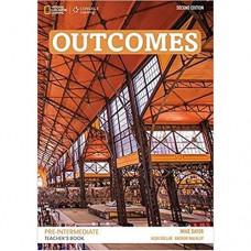 Книга для учителя Outcomes 2nd Edition Pre-Intermediate Teacher's Book + Class Audio CD