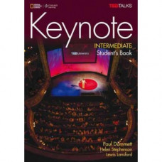 Учебник английского языка Keynote Intermediate Student's Book with DVD-ROM