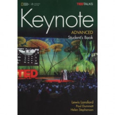 Учебник английского языка Keynote Advanced Student's Book with DVD-ROM
