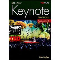Книга для учителя Keynote Advanced Teacher's Book with Audio CDs