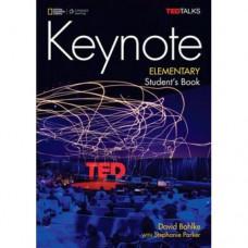 Учебник английского языка Keynote Elementary Student's Book with DVD-ROM
