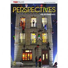 Учебник английского языка Perspectives Pre-Intermediate Student Book