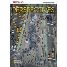 Учебник английского языка Perspectives Intermediate Student Book