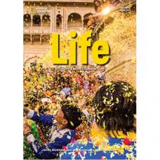 Учебник английского языка Life 2nd Edition Elementary Student's Book with App Code