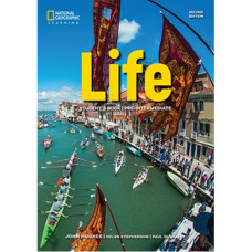 Учебник английского языка Life 2nd Edition Pre-intermediate Student's Book with App Code