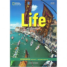 Рабочая тетрадь Life 2nd Edition Pre-intermediate Workbook with Key and Audio CD