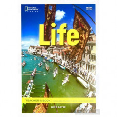 Книга для учителя Life 2nd Edition Pre-intermediate Teacher's Book includes SB Audio CD and DVD