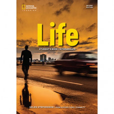 Учебник английского языка Life 2nd Edition Intermediate Student's Book with App Code