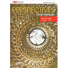 Книга для учителя Perspectives Upper-Intermediate Teacher's Book with Audio CD & DVD