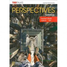 Книга для учителя Perspectives Advanced Teacher's Book with Audio CD & DVD