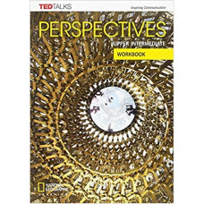 Рабочая тетрадь Perspectives Upper-Intermediate Workbook with Audio CD